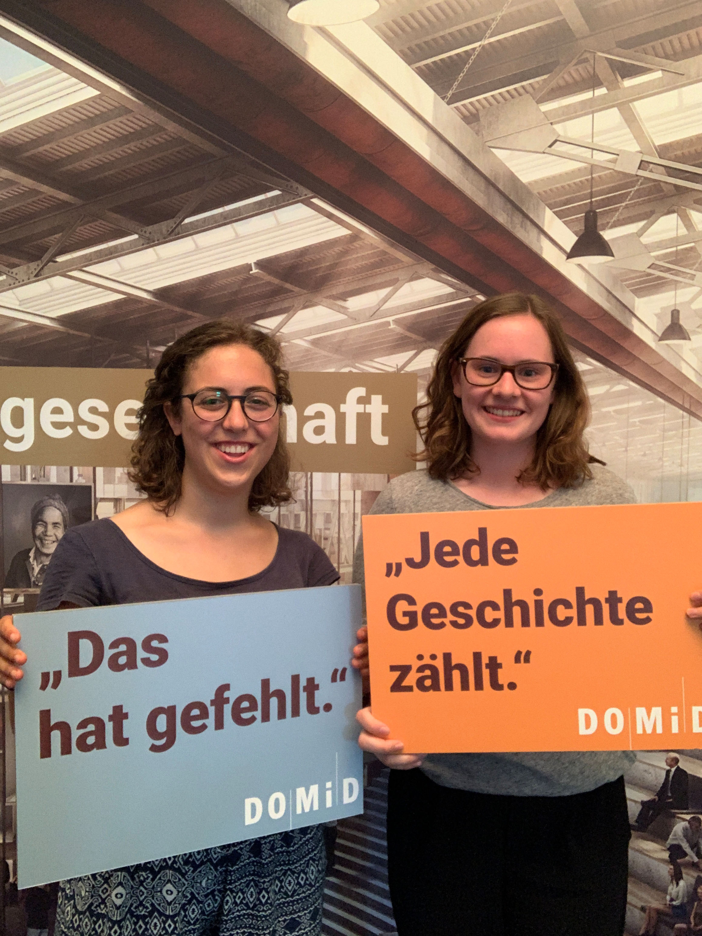 Photo campaign for a central migration museum in Germany, Open-Door-Day Federal Government of Germany, August 17th, 2019